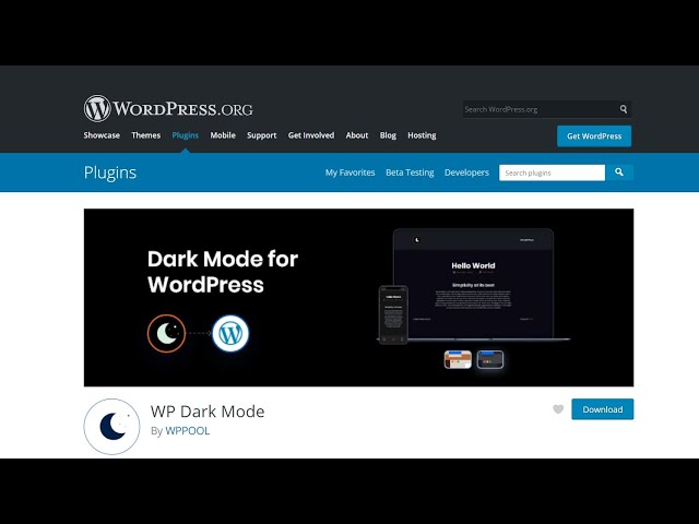 How To Enable Dark Mode In WordPress Fast? Live Site and Dashboard