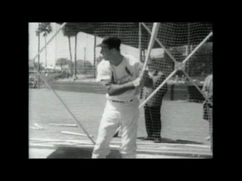 Here and Now: Stan Musial