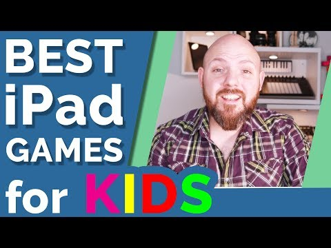 🧒 Best IPad Games For Kids 2019