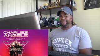 CHARLIE'S ANGELS - Official Trailer #2 - Reaction!