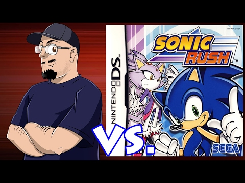 Johnny vs. The Sonic Rush Trilogy
