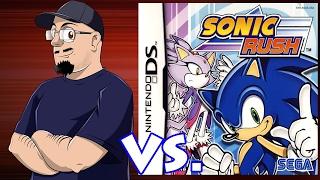 Johnny vs. The Sonic Rush Trilogy