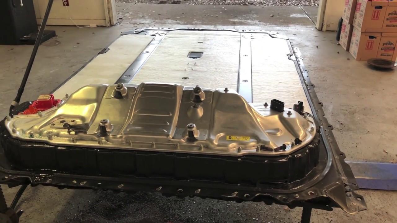 Tesla Model 3 Battery Pack Removal Guide - Full Video