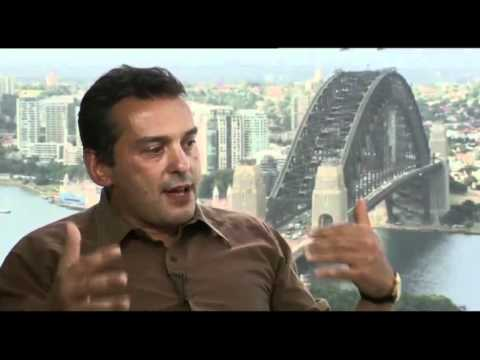 BBC Hard Talk Chris Tsiolkas