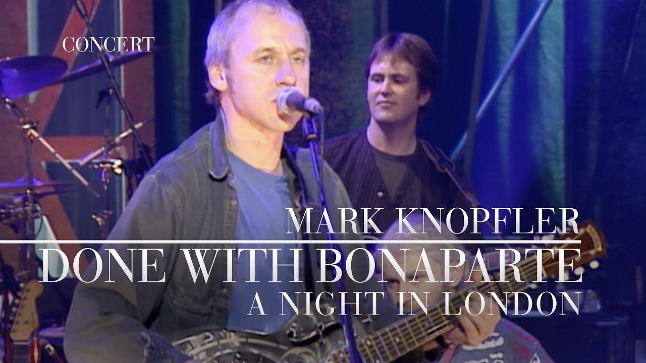 ผลการค้นหารูปภาพสำหรับ mark knopfler done with bonaparte stereo