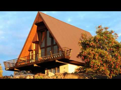Lindal Homes: Reinventing the A-Frame Into a Modern Green Home