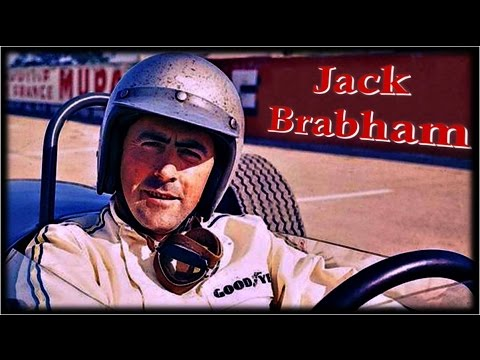 Legends on the Grid - Jack Brabham (documentary) HD