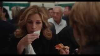 Ешь, молись, люби - любовь с пиццей