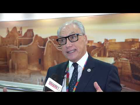 Jerry Inzerillo, chief executive, Diriyah Gate Development Authority