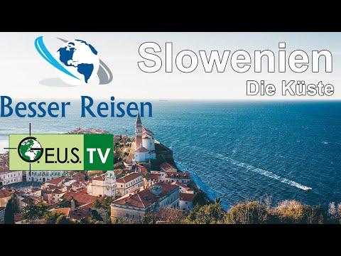 SLOWENIEN Teil 2 Die Küste #BesserReisen #Slowenien #Urlaub