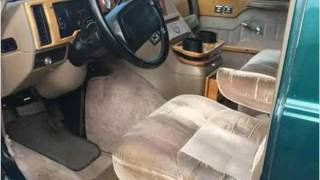 1995 GMC Rally Wagon Used Cars Akron IN