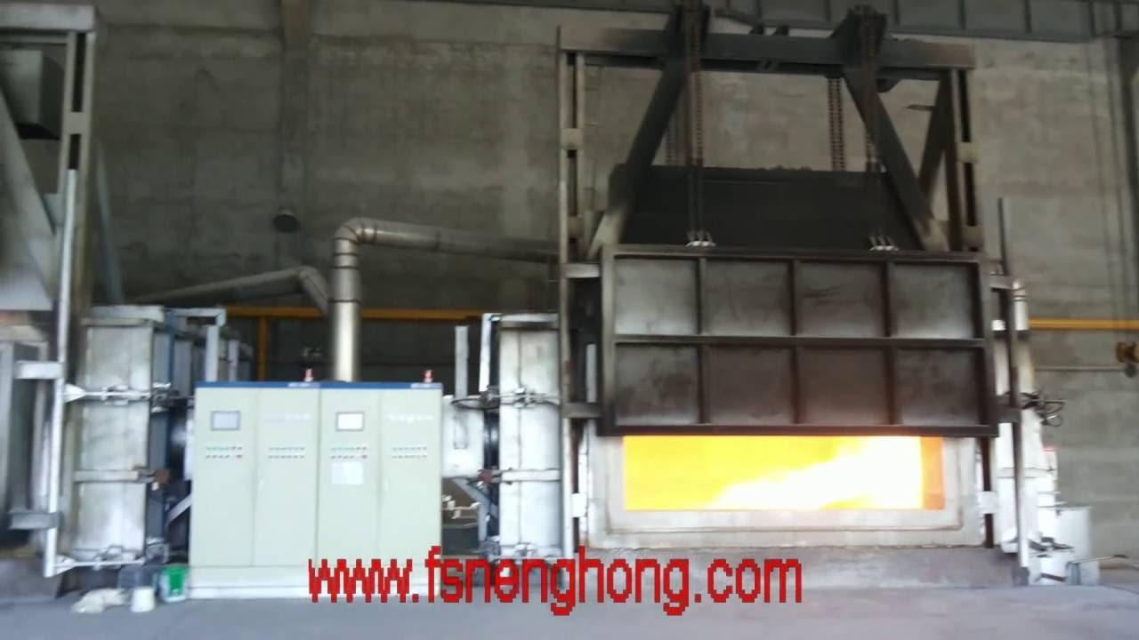 Aluminum Melting And Aluminium Billet Casting Production