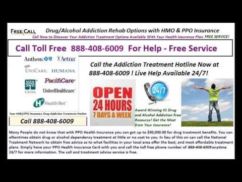Drug Abuse Rehab with Health Insurance