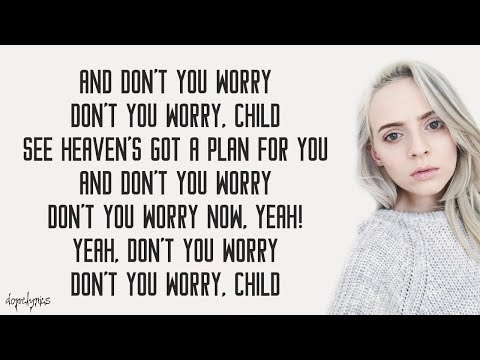 Don't You Worry Child - Swedish House Mafia (Madilyn Bailey Cover)(Lyrics)