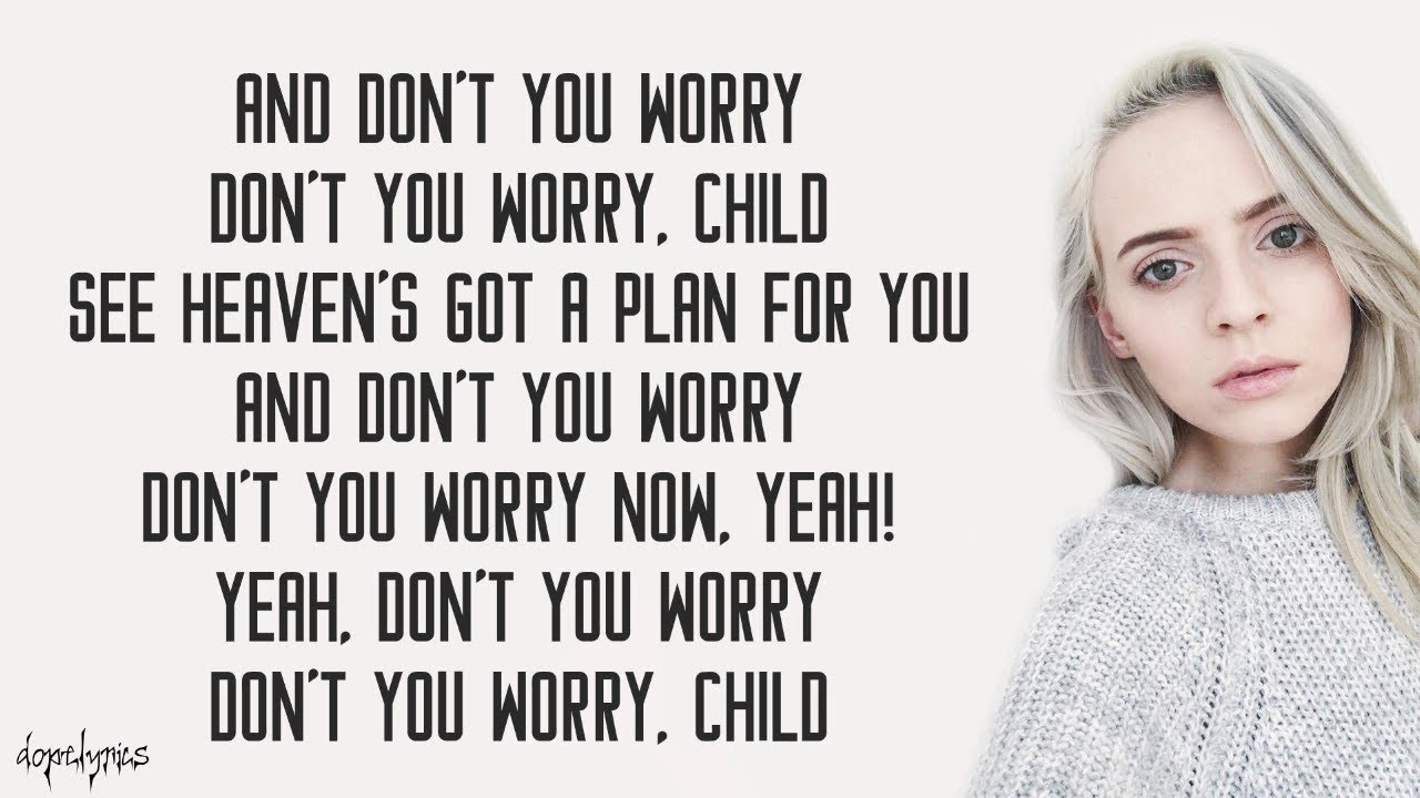 Don T You Worry Child Swedish House Mafia Madilyn Bailey Cover Lyrics Youtube