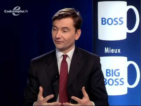 Boss Big Boss: William Mussat  Barclays