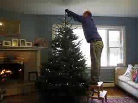 decorating the 2013 christmas tree youtube