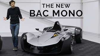 NEW 2021 BAC Mono: In-Depth First Look | Carfection 4K