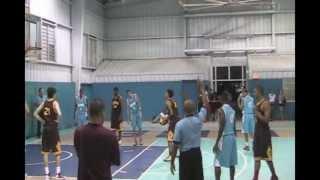 William Schaening, USC Basketball, Puerto Rico 2013