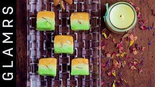 Tri Color Barfi Recipe - Easy to Make | Tirangi Burfi | Indian Sweets Recipes