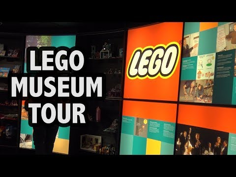 Rare Look Inside LEGO's Private Museum – The LEGO Idea House