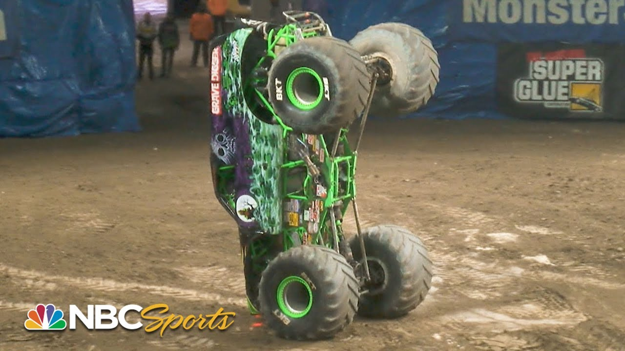 Monster Jam 2020: Providence, RI | EXTENDED HIGHLIGHTS | NBC Sports