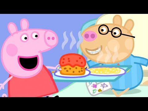 Peppa Pig Official Channel | Peppa Pig Visits Pedro