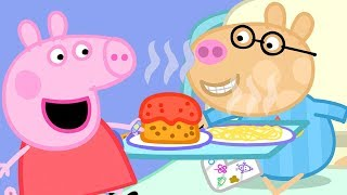 Peppa Pig English Episodes | Peppa Pig Visits Pedro | Peppa Pig Official thumbnail