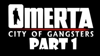 Omerta City of Gangsters - Walkthrough - Welcome To Atlantic City