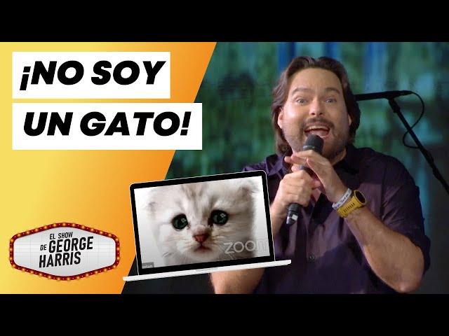 El Show de GH 11/02/21 Parte 3 - El gato del ZOOM😹🔴