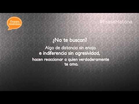 Quien Verdaderamente Te Ama Frasematona César Lozano