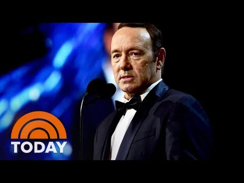 Kevin Spacey Apologizes After Sexual Assault Allegation By Actor Anthony Rapp  TODAY
