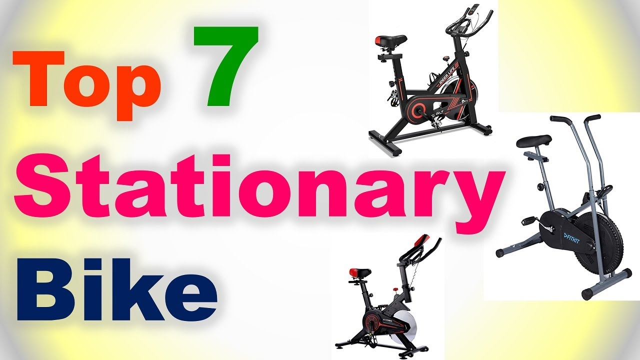 Top 7 Best Stationary Bike in India 2020 | Best Stationary Bike for use at Home