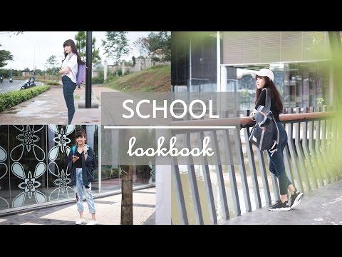 School/College Lookbook ft. Exsport - Almiranti Fira