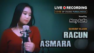 RACUN ASMARA - Mey Aufa [COVER] Lagu Dangdut Lawas Musik Terbaru 2021 🔴 DPSTUDIOPROD