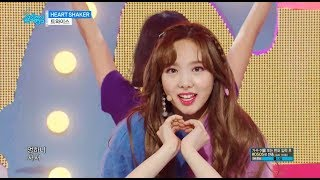 Gambar cover 【TVPP】 TWICE -  HEART SHAKER, 트와이스- 하트세이커 @show Music Core