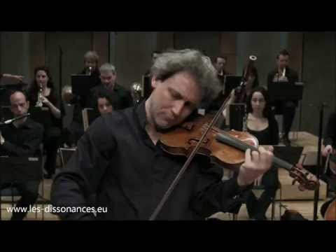 Concerto pour violon Sibelius - David Grimal & Les Dissonances