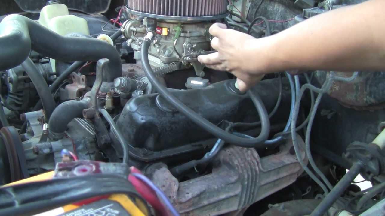 1985 Dodge Ramcharger - YouTube