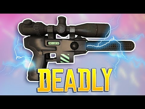 CRAZY NEW WEAPONS