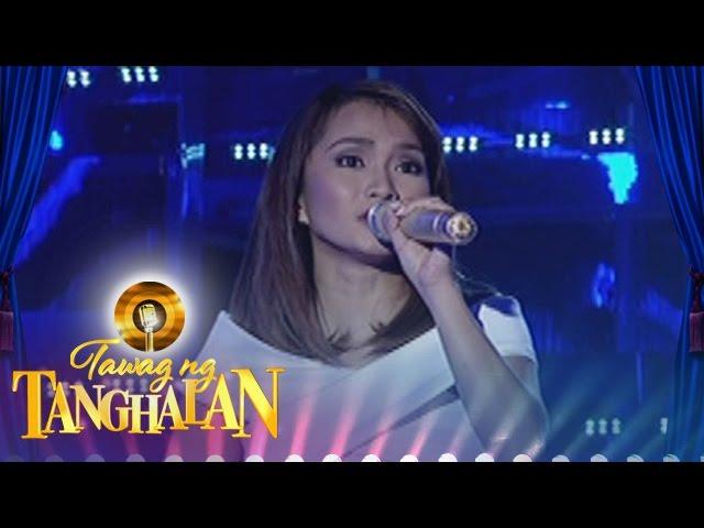 """Tawag ng Tanghalan: Rachel Gabreza - """"Bukas Na Lang Kita Mamahalin"""" (Semifinals)"""