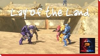 Lay of the Land - Chapter 10 - Red vs. Blue Season 7