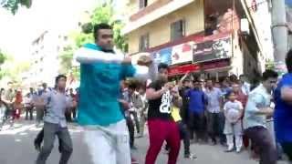 ICC T20 Worldcup 2014 Flash Mob By The Sylhet khajanchibari International School & College.