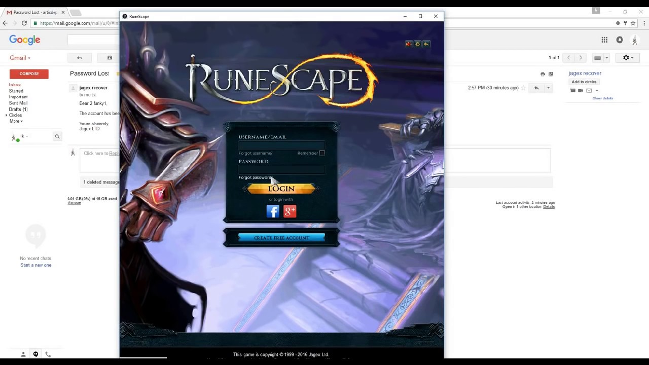 How to hack Runescape accounts MARCH 2019 *WORKING*