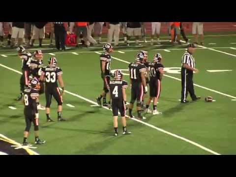 2015 LGHS WILDCATS VS. WILCOX CHARGERS
