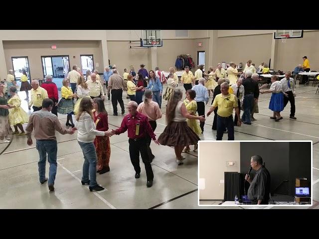2019 Yellow Rock Dance -- 11/10/19 -- 04 -- Jack Pladdys -- Hash