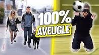Vivre 100% aveugle pendant une journée - 24h challenge | DENYZEE