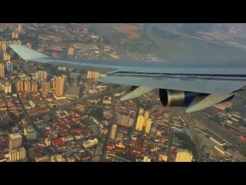 747 BRITISH AIRWAYS - DECOLAGEM SÃO PAULO (GRU)