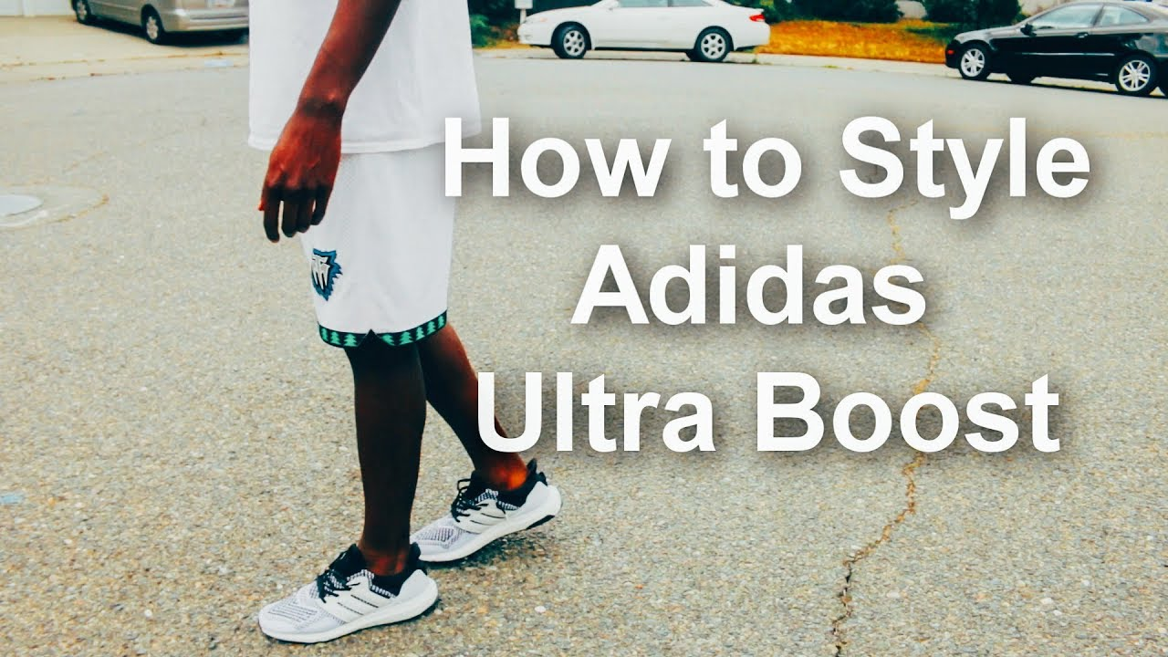 new product c1ea2 3e145 How to Style Adidas Ultra Boost    How to wear Adidas Ultra Boost    Ultra  boost Outfits