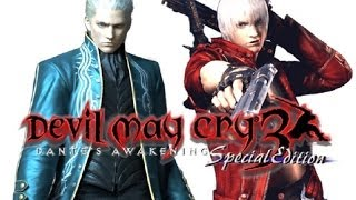 Devil May Cry 3: Dante Must Die Walkthrough Part 1