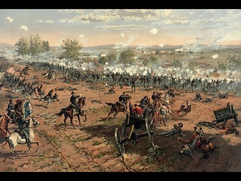 Why Pickett's Charge Endures So Strongly in the American Imagination (1997)